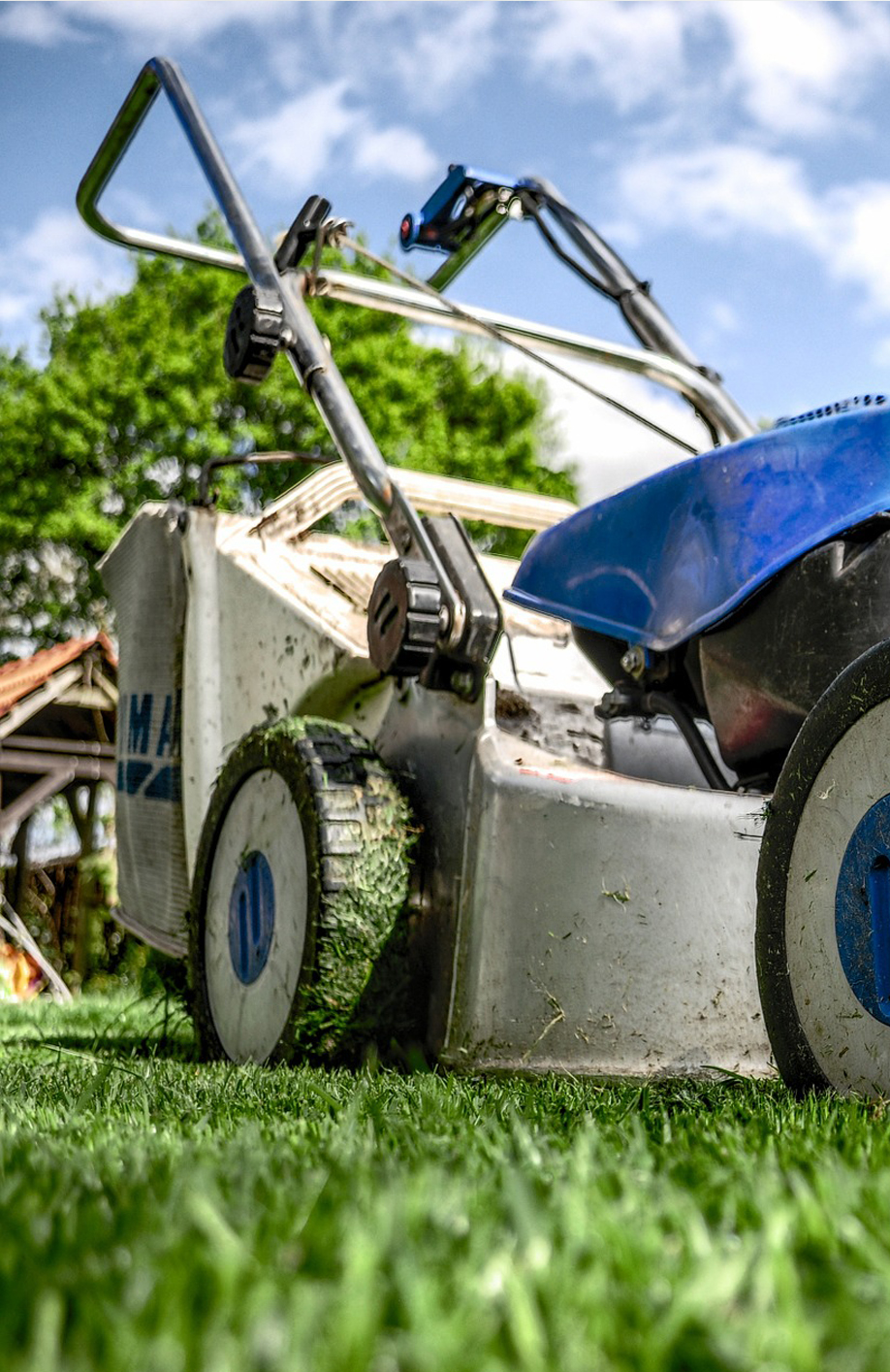Perlick Dienstleistungen - Außenanlagen- und Gartenpflege